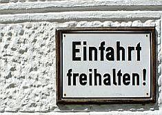 Carport aus Edelstahl